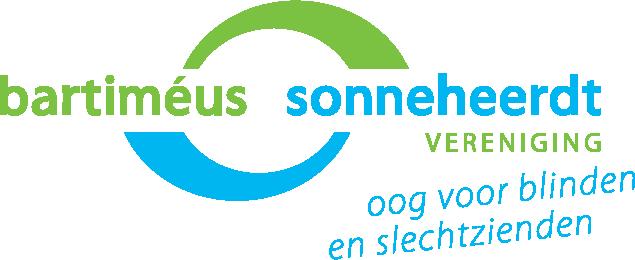 Logo: Bartimeus Sonneheerdt - Oog voor blinden en slechtzienden